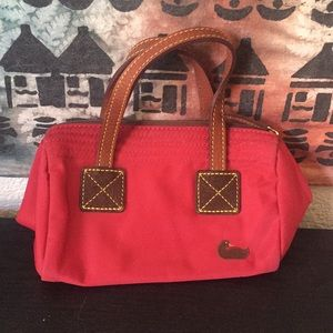 SALE! EUC Dooney and Burke mini bag-FIRM
